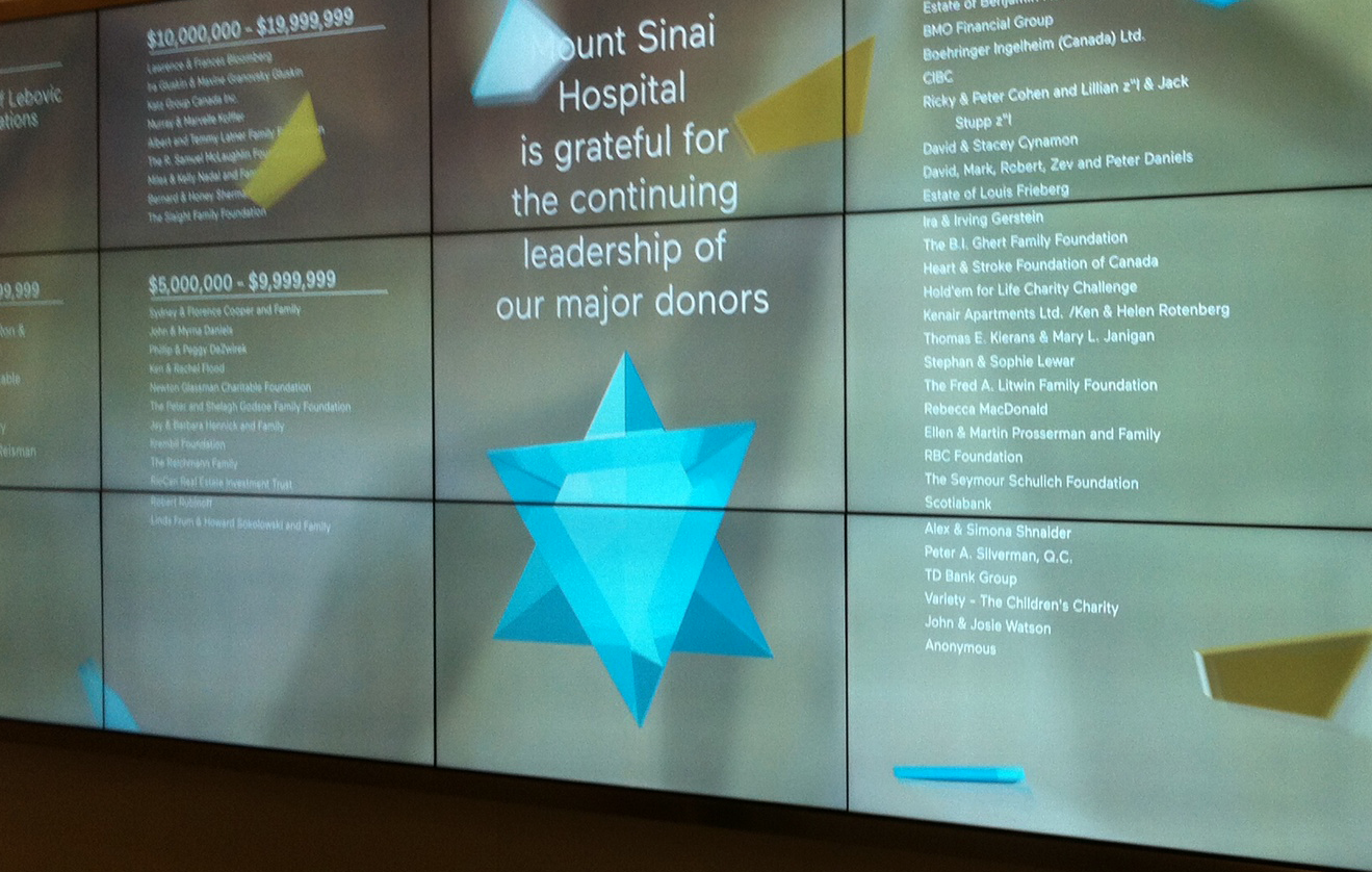 MOUNT SINAI FOUNDATION